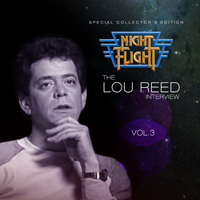 Lou Reed - Night Flight Interview - Interview - No Music