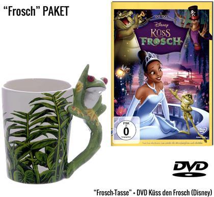 Küss den Frosch (2009) (+ Tasse, Limited Edition)