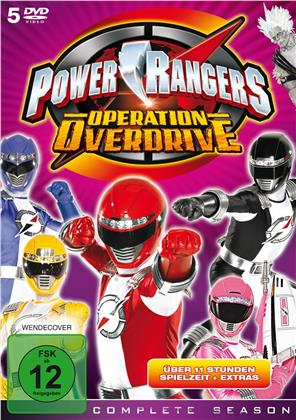 Power Rangers - Operation Overdrive - Staffel 15 (Neuauflage, 5 DVDs)