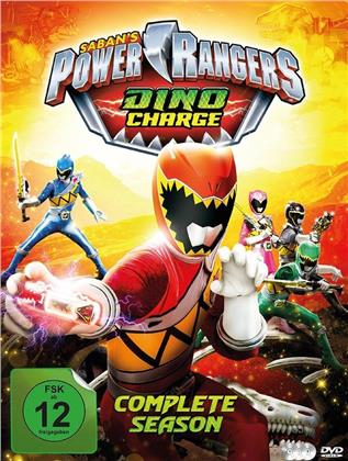 Power Rangers - Dino Charge - Staffel 22 (3 DVDs)