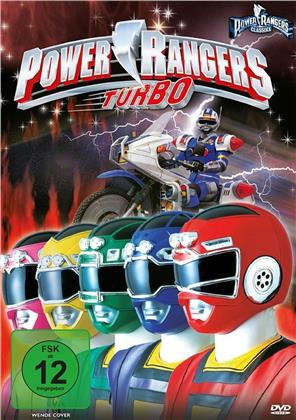 Power Rangers - Turbo - Staffel 5 (Power Rangers Classixx, Neuauflage, 5 DVDs)