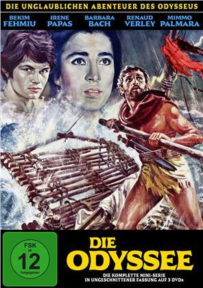 Die Odyssee - Die komplette Mini-Serie (1968) (3 DVDs)