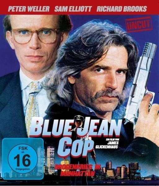 Blue Jean Cop (1988) (Uncut)