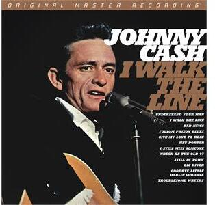 Johnny Cash - I Walk The Line (2020 Reissue, Mobile Fidelity, Mono, Numbered, 45 RPM, 2 LPs)