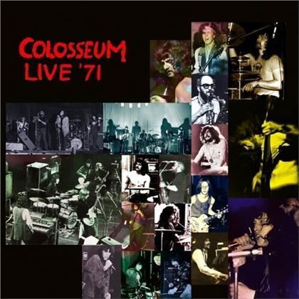 Colosseum - Live '71 (Repertoire, 2 CDs)