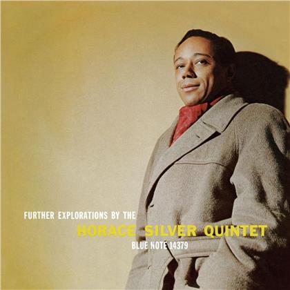 Horace Silver - Further Explorations (2020 Reissue, Blue Note, LP)