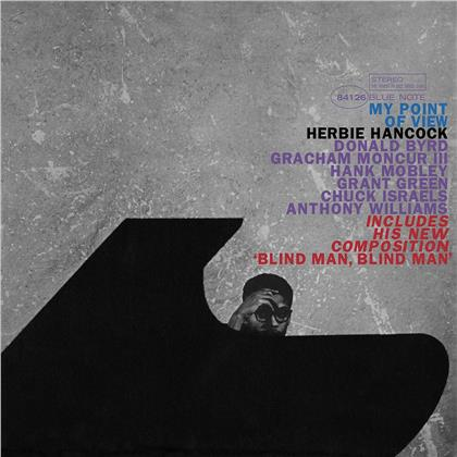 Herbie Hancock - My Point Of View (2020 Reissue, Blue Note, LP)