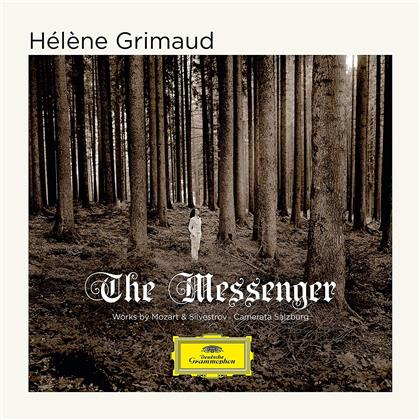 Wolfgang Amadeus Mozart (1756-1791), Valentin Silvestrov (*1937) & Hélène Grimaud - The Messenger