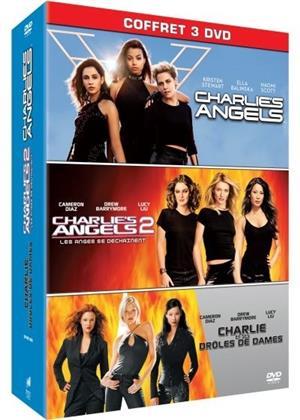 Charlie's Angels Trilogie - Charlie et ses drôles de dames / Charlie's Angels 2: Les Anges se déchaînent / Charlie's Angels (3 DVDs)