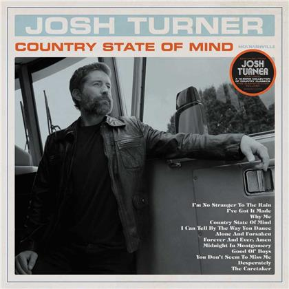 Josh Turner - Country State Of Mind (LP)