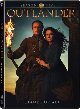Outlander - Season 5 (4 DVDs)
