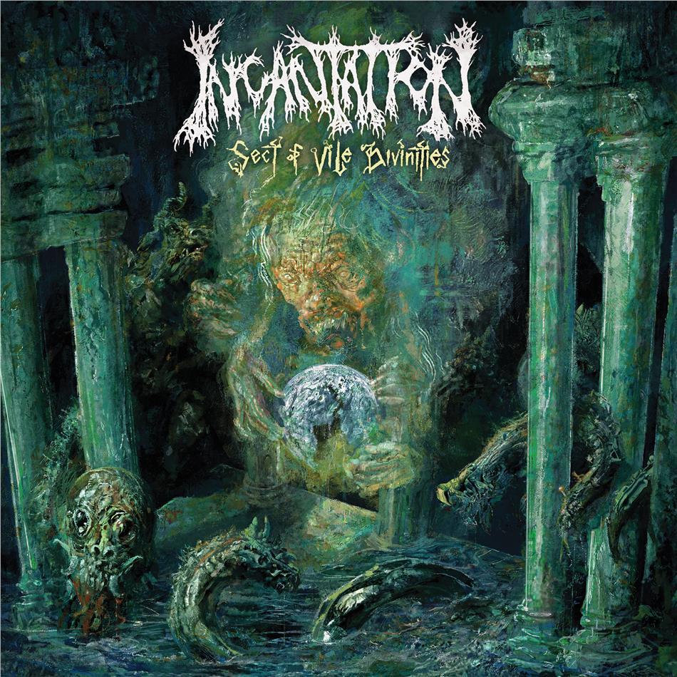 Incantation - Sect Of Vile Divinities (LP)