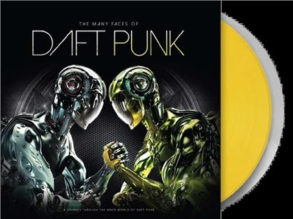 Many Faces Of Daft Punk (2020 Reissue, Limited, Colored, Yellow Vinyl, 2 LPs)
