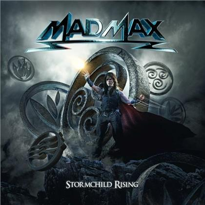 Mad Max - Stormchild Rising (Blue Vinyl, LP)