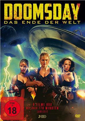 Doomsday - Das Ende der Welt - 9 Filme (3 DVDs)