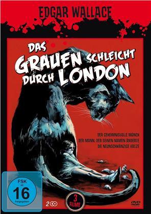 Edgar Wallace - Das Grauen schleicht durch London (2 DVDs)
