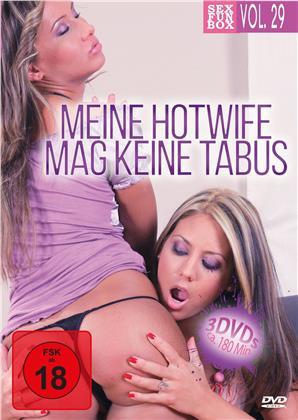 Meine Hotwife mag keine Tabus - Sex & Fun Box - Vol. 29 (3 DVDs)