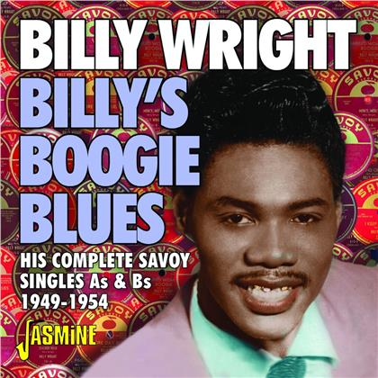 Billy Wright - Billy's Boogie Blues