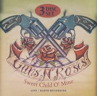 Guns N' Roses - Sweet Child O´Mine (3 CDs)