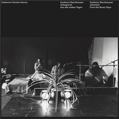 Catherine Christer Hennix - Unbegrenzt (LP)