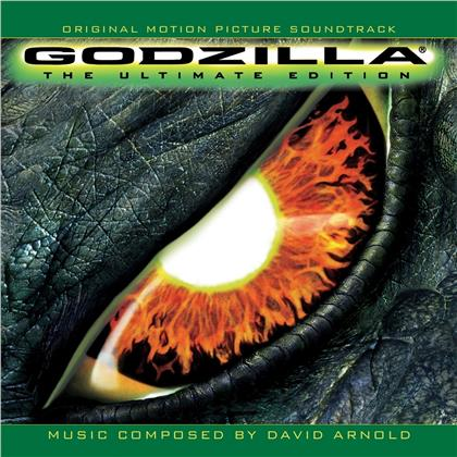 David Arnold - Godzilla - OST (The Ultimate Edition, 3 CDs)