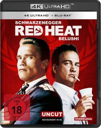 Red Heat (1988) (Uncut, 4K Ultra HD + Blu-ray)