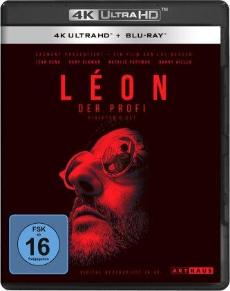 Leon - Der Profi (1994) (4K Ultra HD + Blu-ray)