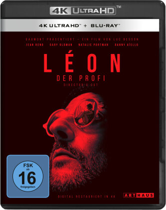 Leon - Der Profi (1994) (4K Ultra HD + Blu-ray)