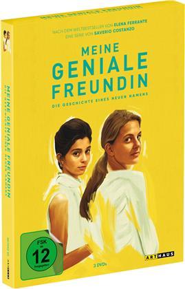 Meine geniale Freundin - Staffel 2 - Die Geschichte eines neuen Namens (3 DVDs)