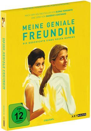 Meine geniale Freundin - Staffel 2 - Die Geschichte eines neuen Namens (Arthaus, 2 Blu-rays)