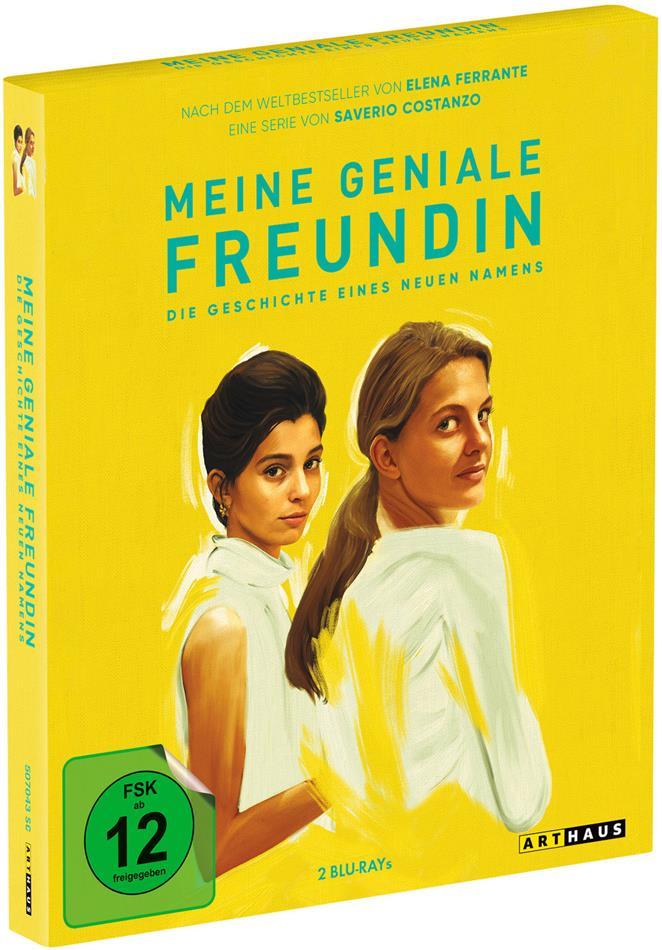 Meine geniale Freundin - Staffel 2 - Die Geschichte eines neuen Namens (Arthaus, 2 Blu-ray)