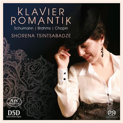 Robert Schumann (1810-1856), Johannes Brahms (1833-1897), Frédéric Chopin (1810-1849) & Shorena Tsintsabadze - Klavier Romantik (SACD)