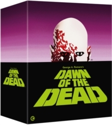 Dawn of the Dead (1978) (Limited Edition, 4 Blu-rays + 3 CDs)