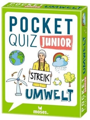 Pocket Quiz junior Umwelt