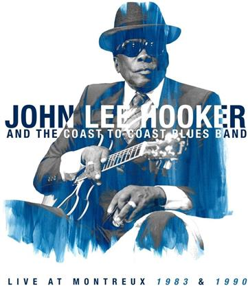 John Lee Hooker - Live At Montreux 1983/1990 (2 LPs)
