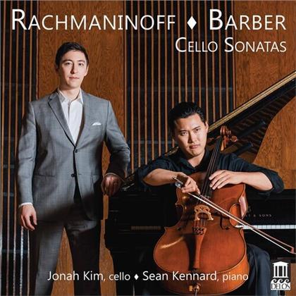 Samuel Barber (1910-1981), Jonah Kim & Sean Kennard - Cello Sonatas