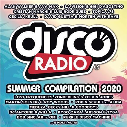 Disco Radio Summer 2020 (2 CDs)