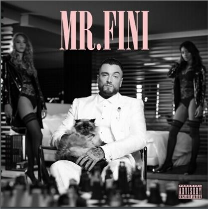 Gue Pequeno - Mr. Fini (Deluxe Edition, White Vinyl, 2 LPs)