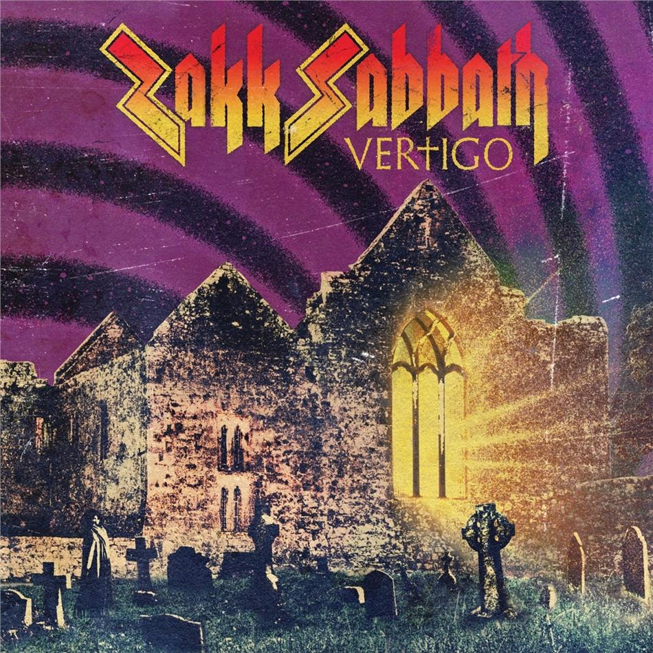 Zakk Sabbath (Zakk Wylde) - Vertigo
