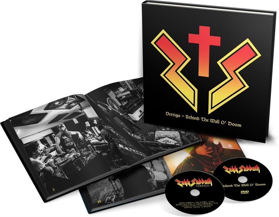 Zakk Sabbath (Zakk Wylde) - Vertigo (Artbook, CD + DVD)