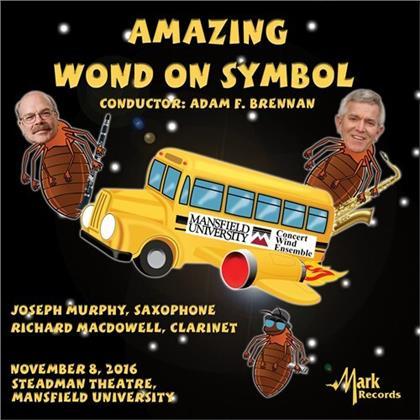 Richard MacDowell & Joseph Murphy - Amazing Wond On Symbol