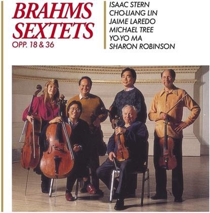 Isaac Stern, Cho-Liang Lin, Jaime Laredo, Michael Tree, Yo-Yo Ma, … - String Sextets Opp 18 & 36 (2020 Reissue, Music On CD)