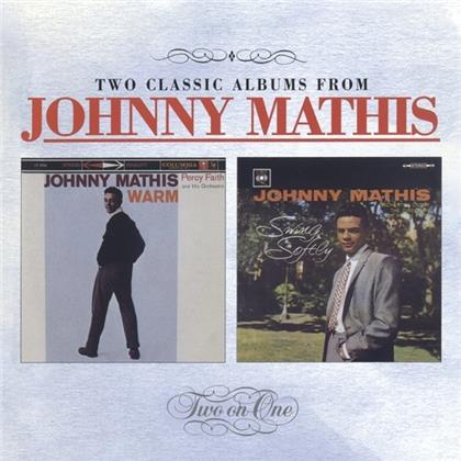 Johnny Mathis - Warm & Swing Softly (2020 Reissue, Music On CD)