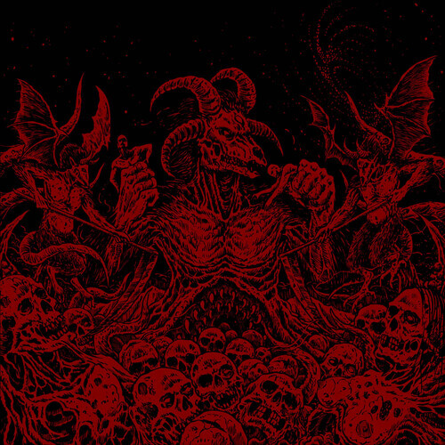 Law Of Contagion - Woeful Litanies From The Nether Realms