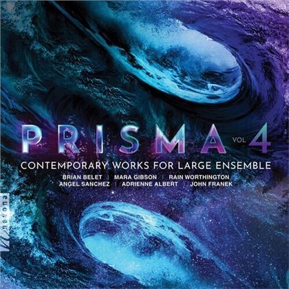 Brian Belet, Mara Gibson, Rain Worthington, Angelica Sanchez, Adrienne Albert, … - Prisma 4