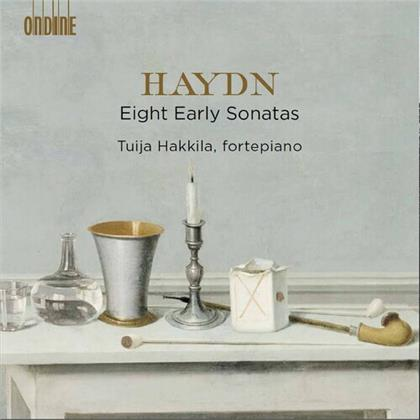 Joseph Haydn (1732-1809) & Tuija Hakkila - Eight Early Sonatas