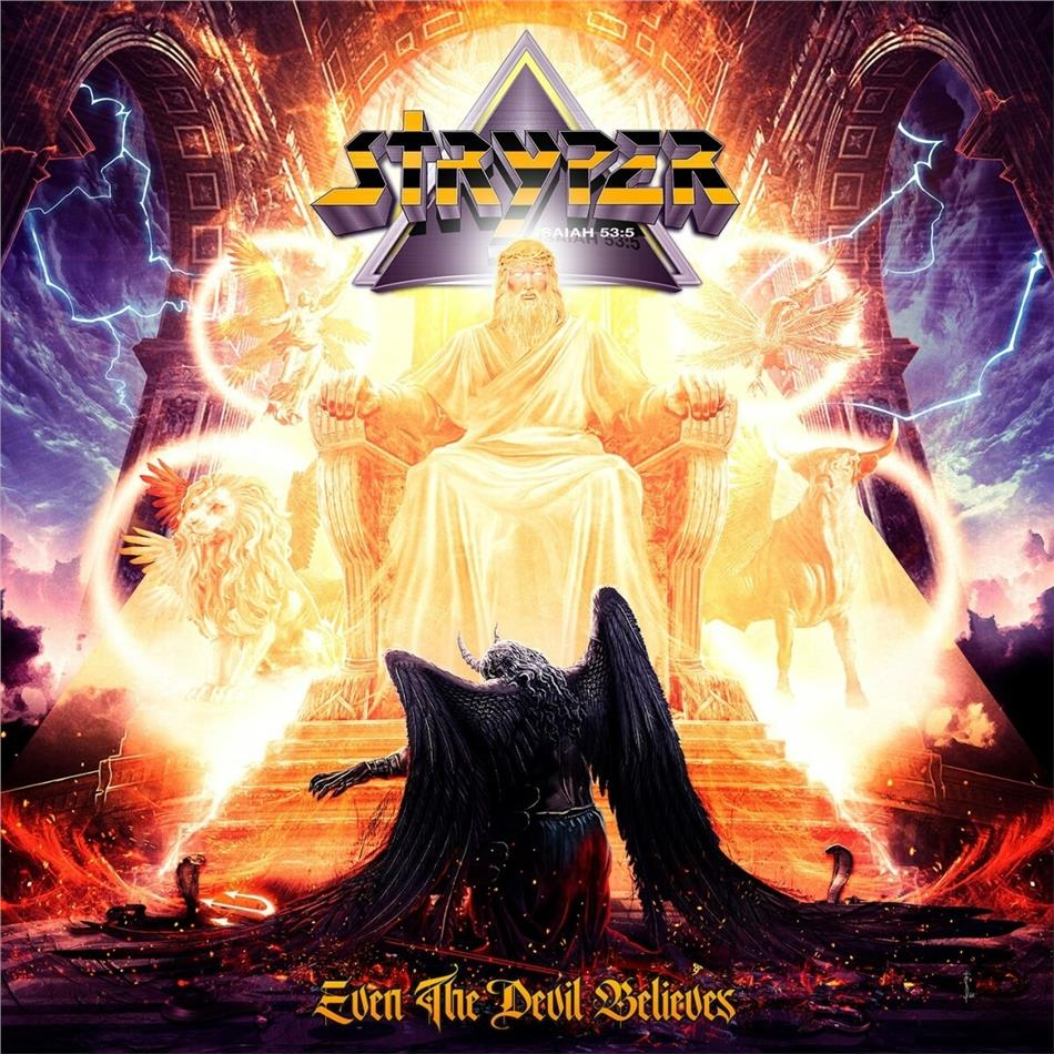 Stryper - Even The Devil Believes (LP)