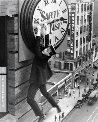 Safety Last! (1923) (s/w, Criterion Collection)