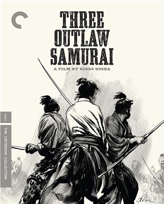 Three Outlaw Samurai (1964) (s/w, Criterion Collection)
