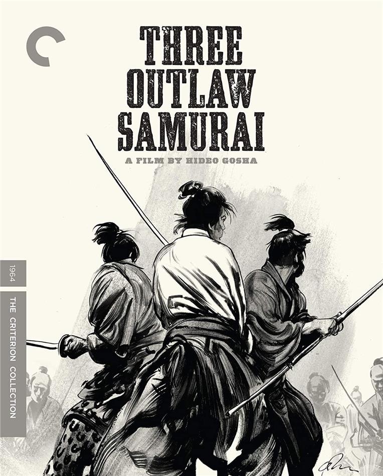 Three Outlaw Samurai (1964) (s/w, Criterion Collection)
